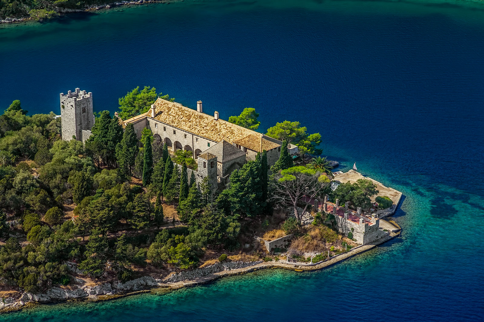Np Mljet Leonidas Travel