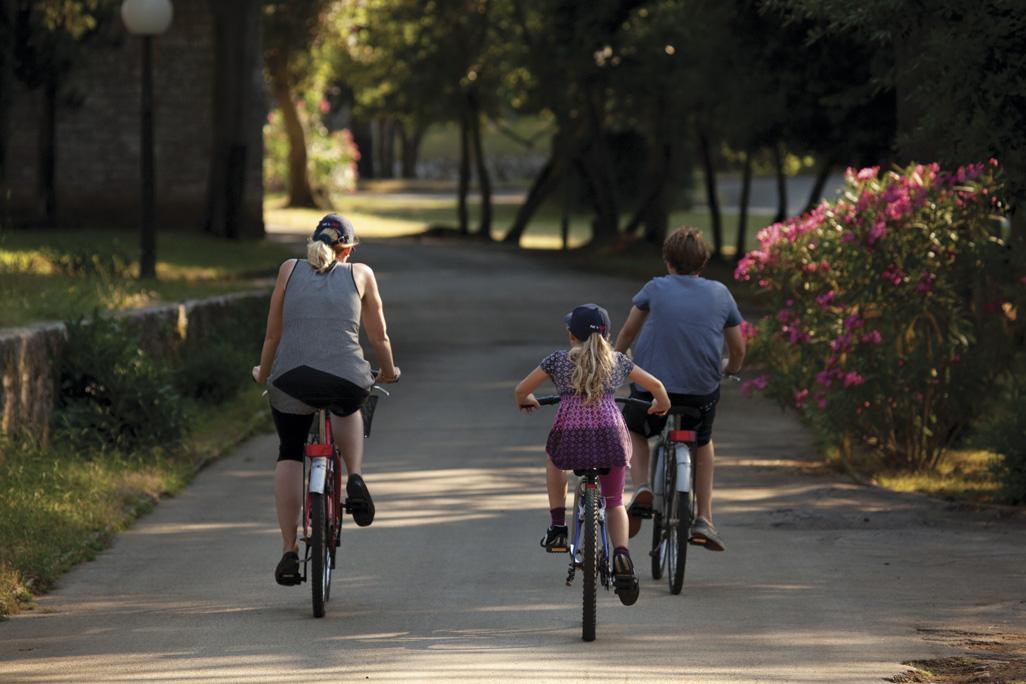 NP Brijuni, Biking 2