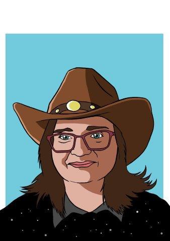 Ivana Jelen Comic