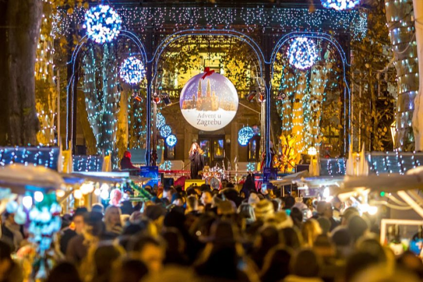 Zagreb Voted No 3 Best Christmas Markets In The World For 2019 Leonidas Travel